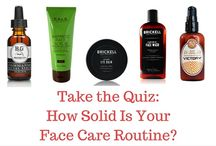 Men's Grooming Quizzes / Take men's grooming quizzes to find out tight your grooming game is as well as learn more about grooming products.