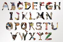 Now I know my ABC's / Different designs of the alphabet / by Debbie Quitoriano