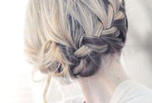 hair, makeup, nails and beauty / by Amy Carbaugh