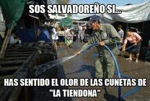 Sos salvadoreño si...