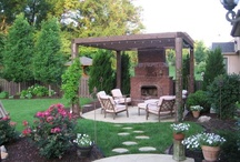 Landscaping & Patio Ideas / by Heather Blackburn