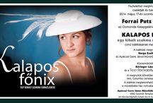 Milliner Phoenix Exhibition - Kalapos Főnix kiállítás