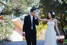 UC Berkeley Faculty Club Wedding Photos / Berkeley wedding photographer | Lilia Photography | http://www.lilia.com
