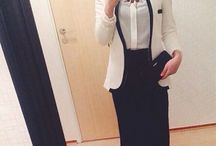 Hijabstyle / Moslem, hijab, longwear, beauty