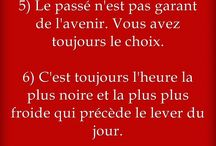 Citation, proverbe