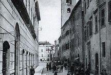 Ricordi di viaggio - 1957 - da Narni a Mantova !