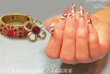Nails by Olexandra Vlasiuk / Nails made by Olexandra Vlasiuk