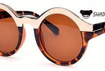 Summer Vintage Style / Hot and trendy vintage style shades