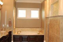 Get clean / Bathrooms