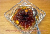 Γλυκα κουταλιου-μαρμελαδες