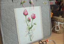 рукоделия / вязать,шить,вышивать