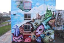 GRAFFITI / Graffiti pelo mundo.