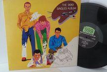 MAINLY ROCK VINYL LP'S
