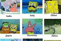 amusant spongebob