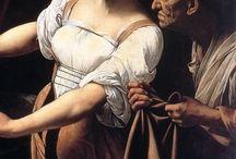 Portretten / Van oa Caravaggio en Rembrandt