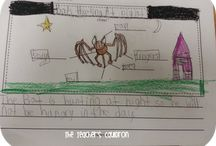 Bats and Spiders / by Kelleigh McLeod