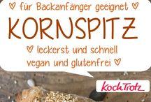 Glutenfreies backen Brot/Brötchen