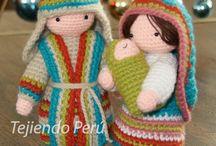 Amigurumis / Todo acerca de tejidos a crochet, dos agujas, etc...