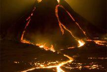 Nature: Volcanoes