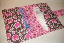 Neu bei mir / neue, liebevoll selbst genähte Taschen und Täschchen Noch mehr davon in meinem Shop http://de.dawanda.com/shop/Karin-Klein1