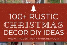 rustic xmas ideas
