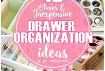 Ideias de organizadores