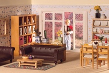 Dolls' House Dining rooms / by Dolls House Emporium