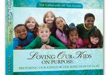 Favorites: Family Resources / My favorite books, workbooks, audio and videos on marriage, parenting and kids.