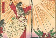 Japanese Mythology (Mitologia Giapponese)