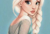 Disney // Frozen // Elsa