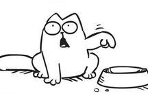 Simon's Cat / by Andrea Hosker