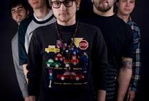 Portréty hudebních skupin