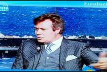 Interviste televisive live in diretta con Coach Hai Potere, su economia Italia
