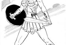 Amazons & Warriors