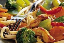 """Dinner / Pasta""""s and soups"""