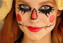 Face painting ideas for Chimeras events / by Elizabeth Lowe