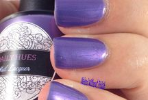 Daily Hues Nail Lacquer Swatches