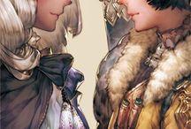 fantasy&fairy tale