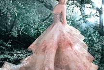 I Dream in Color  / Non-white wedding dresses...or dresses with pretty colored sashes / by Kate Jeter