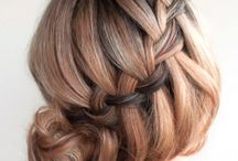 H&S Hairstyles / wedding hairstyles