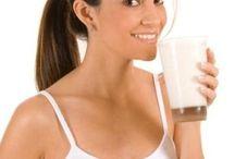 Uống sữa đậu nành có giảm cân không