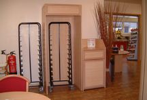Trolley Housings  / Trolley Housings, manufactured to any size and style.   All manufactured to compliment your restaurant.