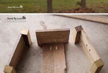 DIY Wood Palettes