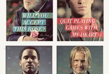 Hunger Games / All things hunger games