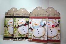 Christmas crafts / by Brandi Case