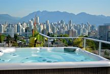 Bewitching Beachcomber Installs / Beautiful installations of our hot tubs from around the world