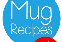 Mug recipes / by Judy Ann King