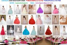 children's wedding dress - Manufacturing companies / children's wedding dress - Manufacturing companies CONTACT : +90 538 411 72 70