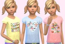 My The Sims 4 CC (Children)