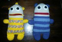 crochet myself